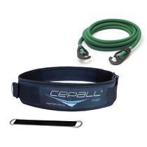 Kit Natação: Programa Nado Resistido Cepall - 3m - Intensidade Forte - Cepall Fitness