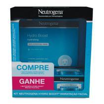 Kit Neutrogena Hydro Boost Hidratante Facial Water Gel e Ganhe Máscara Facial 30g -