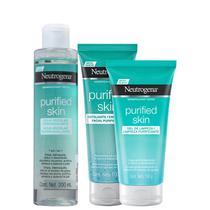 Kit Neutrogena Purified Skin (3 Produtos) -