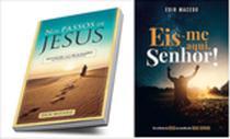 kit Nos Passos de Jesus /Eis-me Aqui, Senhor!: Os Critérios de DEUS na Escolha dos SEUS SERVOS. - Unipro