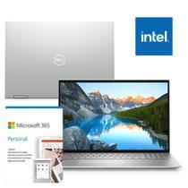 "Kit Notebook 2 em 1 Dell Inspiron 5406 14"" Full HD Touch 11ª G Intel Core i7 8GB 256GB SSD Windows 10 Microsoft 365 -"