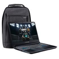 KIT Notebook Acer Predator Helios 300  PH315-52-748U + Mochila Gray dual Tone -