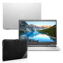 """Kit Notebook Dell Inspiron 3501-M45SS 15.6"""" HD 11ª Ger. Intel Core i5 8GB 256GB SSD Windows 10 Prata + Capa Essential -"""