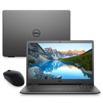 "Kit Notebook Dell Inspiron 3501-M60PM 15.6"" HD 11ª Geração Intel Core i7 8GB 256GB SSD Windows 10 Preto + Mouse -"