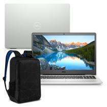 """Kit Notebook Dell Inspiron 3501-M60SB 15.6"""" HD 11ª Geração Intel Core i7 8GB 256GB SSD Windows 10 + Mochila -"""