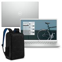 "Kit Notebook Ultrafino Dell Inspiron i5402 14"" FHD 11ª G Intel Core i7 16GB 256GB SSD NVIDIA GeForce Win 10 + Mochila -"