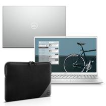 "Kit Notebook Ultrafino Dell Inspiron i5502-M10SC 15.6"" Full HD 11ª Ger. Intel Core i5 8GB 256GB SSD Windows 10 + Capa -"