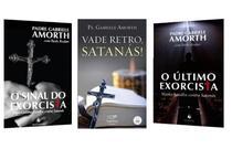 Kit o último exorcista + o sinal do exorcista + vade retro satanás - Armazem