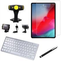 Kit Office Samsung Galaxy Tab A S Pen 8.0 P205/P200 Suporte +Teclado + Película +Caneta - Skin Zabom