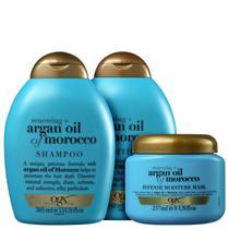 Kit OGX Argan Oil Of Morocco Trio (3 Produtos) -