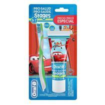681d07b39 Kit Oral-B Stages Escova Dental + Creme Dental 100g