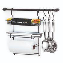 Kit Organizador Cook Home 6 Black - Arthi