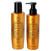 Kit Orofluido Shampoo - 200ml + Condicionador - 200ml -