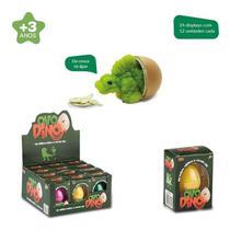Kit Ovo Dino Surpresa com 12 Unidades - Zoop Toys -