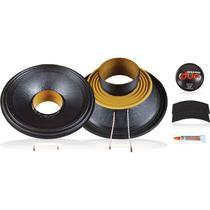 Kit P/ Reparo Sub Woofer 12 de 2.600wrms 4ohms - 12 Insanno Duo Oversound -