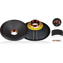 Kit P/ Reparo Sub Woofer 15 Pol. de 2.600wrms 4ohms - 15 Insanno Duo Oversound -