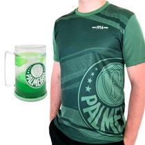 Kit Palmeiras Oficial - Camisa Símbolo + Caneca -