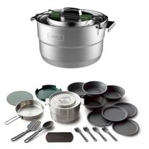 Kit Panela Stanley Base Camp Cook Set 21 Peças -