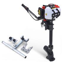 Kit Pantaneiro Jet Turbo Central+ Acelerador remoto + Suporte Central Leader e Hook -