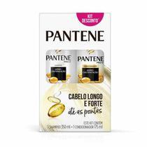 Kit Pantene Shampoo + Condicionador Hidro-Cauterização -