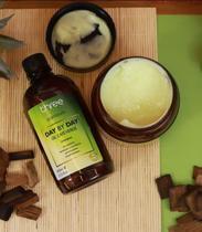 Kit Pantovin Oil Café Verde Shampoo + mascára Day By Day 500ml -
