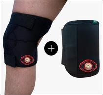 Kit Panturrilheira Ci Active +  Joelheira All-Active Dor No Ciático e Articulações - GRUPO ALLYVIO