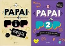 Kit papai e pop - 2 volumes - belas letras -