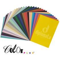 Kit papel color plus 180g a4 (30 cores / 1 folha de cada cor) - Fedrigoni