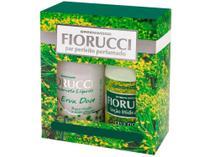 Kit Par Perfeito Perfumado Erva Doce Fiorucci - Sabonete Líquido 500ml + Loção Hidratante 500ml -