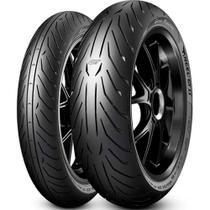 Kit Par Pneu Pirelli AngelGt II 120/70ZR17 180/55ZR17 Radial -