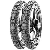 Kit Par Pneus Nxr 125 Bross Fly 250 90/90-19 +  110/90-17 City Cross Pirelli - Pirelli moto