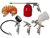 Kit para Compressor 5 Peças - Schulz Air Kit -