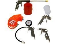 Kit para Compressor de Ar Profissional 5 Peças - Intech Machine KT1000