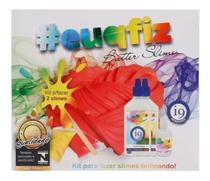 Kit Para Fazer 2 Butter Slimes BRI0225 - I9 -