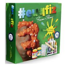 Kit para Fazer 2 Slimes Euqfiz Euqfiz Foam Slimes I9 Brinquedos BRI0223 -