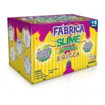 Kit Para Fazer Slime Da Acrilex Kimeleca Riqueza -