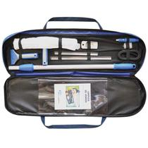 Kit para limpeza de vidros com bolsa - PROFI - Bralimpia -
