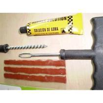 Kit para reparos de pneus para carro, moto ou bicicleta - Represent