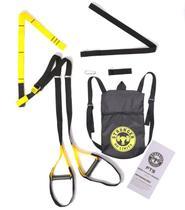 Kit para Treinar em Casa Academia Treino Funcional Suspensão Pilates Trx Cross Training - Be Stronger