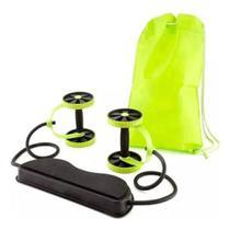 Kit para Treinos e Exercicios Fitness e Rodas Abdominais - Mb Fit