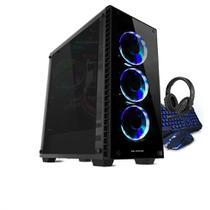 Kit pc gamer neologic mine box nli81014 g5400 8gb (geforce gtx 1050ti) 1tb -