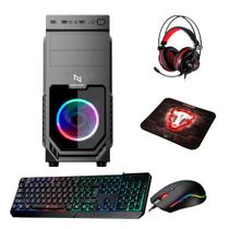 Kit PC Gamer Neologic Motospeed NLI82160 AMD 3000G 8GB (Radeon Vega 3 Integrado) SSD 240GB -