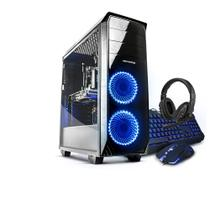 Kit pc gamer neologic nli80961 intel g5400 8gb (geforce gtx 1050ti 4gb) 1tb -