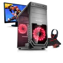 Kit pc gamer neologic nli81098 amd athlon 200ge (geforce gtx 1050 2gb)8gb+1tb+monitor 21,5 -