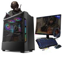 Kit PC Gamer Neologic Start NLI81413 Ryzen 3 2200G 8GB ( Radeon Vega 8 Integrado) 1TB + Monitor 21,5 -