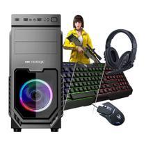 Kit PC Gamer Neologic Start NLI81618 Ryzen 3 3200G 8GB (Radeon Vega 8 Integrado) 1TB -