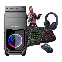 Kit PC Gamer Neologic Start NLI81619 Ryzen 3 3200G 8GB (Radeon Vega 8 Integrado) SSD 240GB -