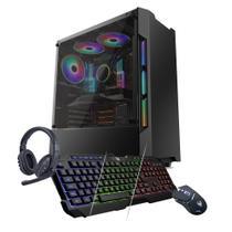 Kit PC Gamer Neologic Start NLI81621 Ryzen 5 3400G 8GB (Radeon Vega 11 Integrado) SSD 240GB -