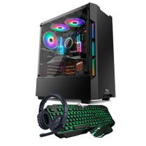 Kit - Pc Gamer Neologic Start NLI81824 AMD 3000G 8GB (Radeon Vega 3 Integrado) 1TB -