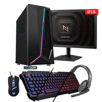 Kit - PC Gamer Neologic X NLI81868 Intel G-5900 8GB (Geforce GT 1030 2GB) 1TB + MONITOR 21,5 -